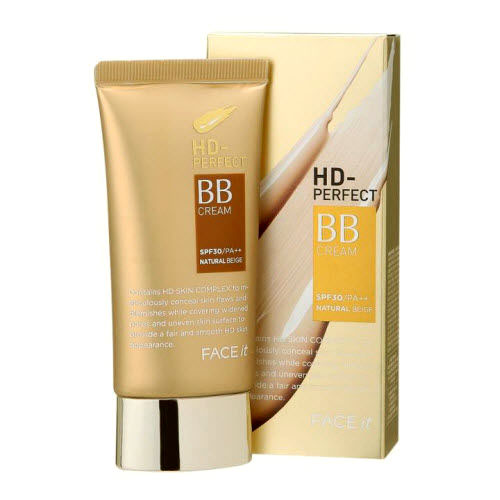 BB Cream HD Perfect The Face Shop 0