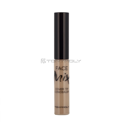 Che khuyết điểm Face Mix Cover Tip Concealer – Tonymoly 0
