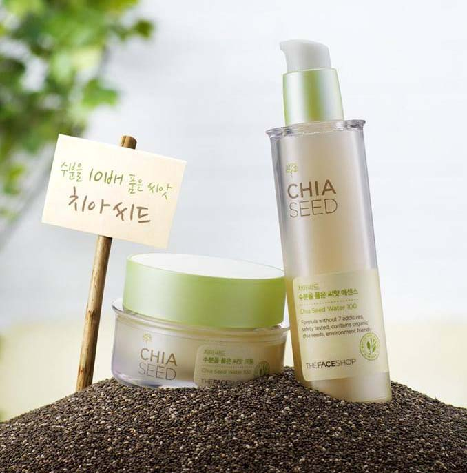 Chia Seed Moisture-holding Seed Essence( Tinh chất) 3