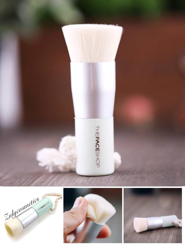 Cọ rửa mặt daily beauty tools pore cleansing brush The Face Shop 2