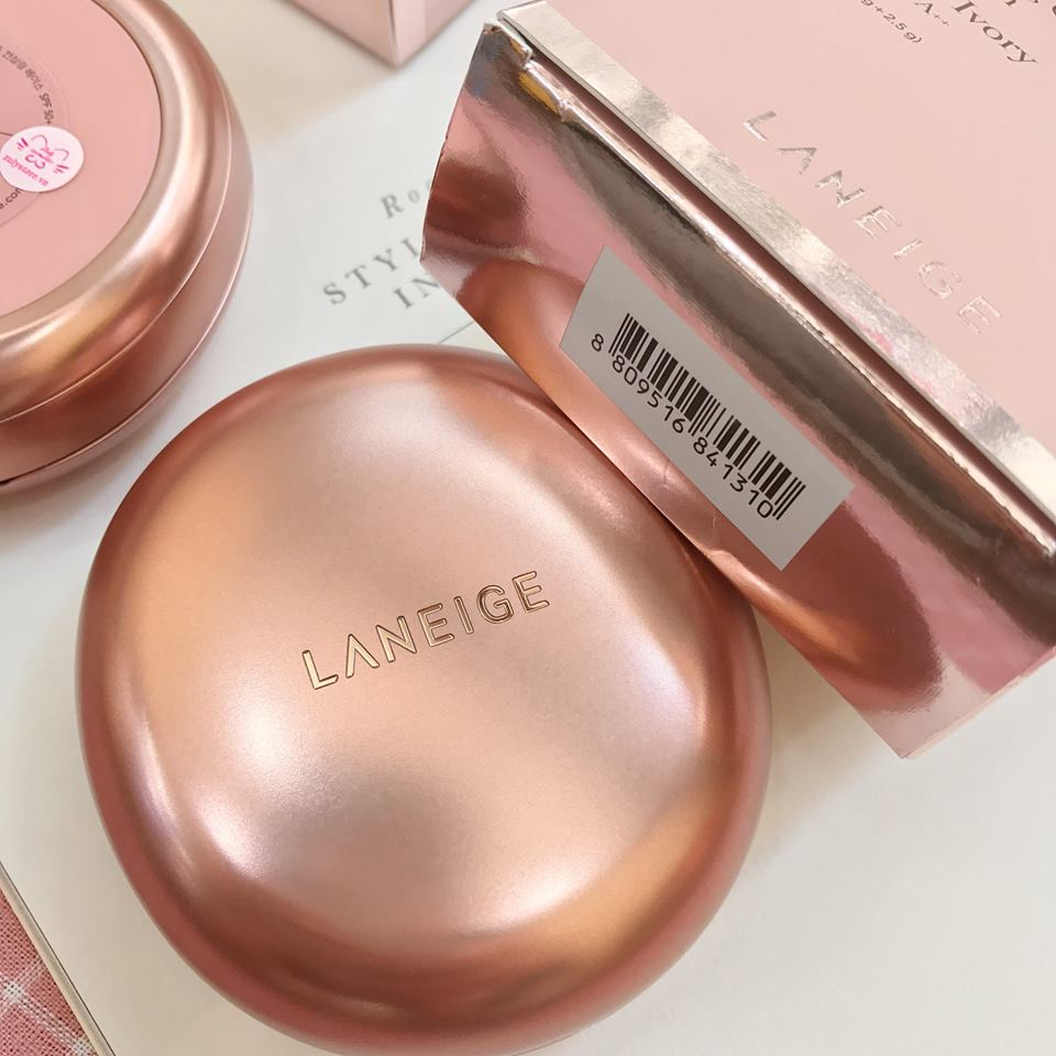 Cushion Laneige Layering Cover 2