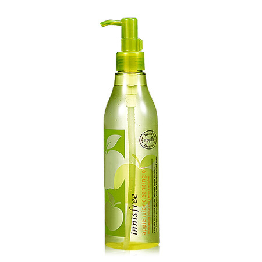 Dầu tẩy trang Innisfree Apple Seed Cleansing Oil 300ml 0