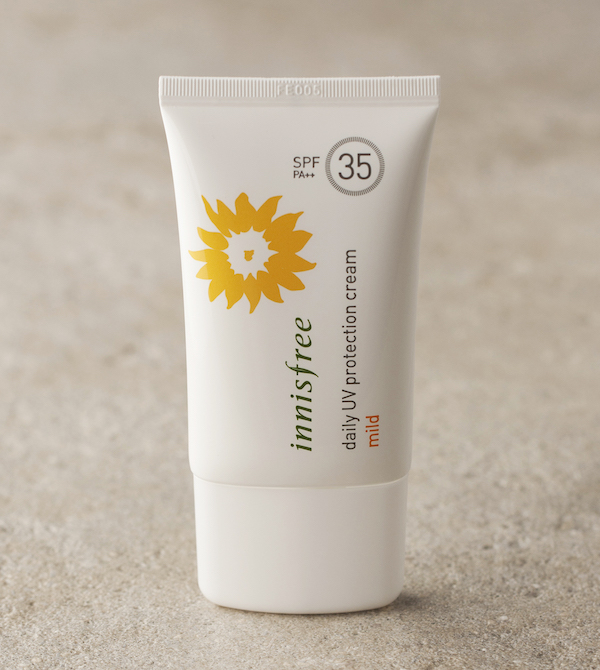 Kem chống nắng Innisfree Daily UV Protection Cream Mild 1