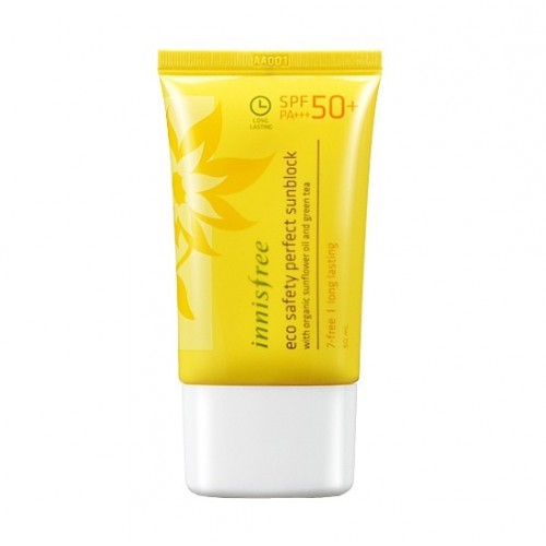 Kem Chống Nắng Innisfree Eco Safety Perfect Waterproof Sunblock mini 0