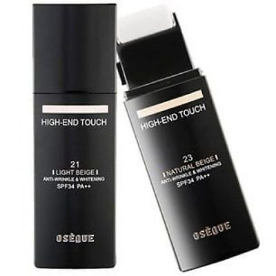 Kem nền Oseque High-end Touch Foundation 0