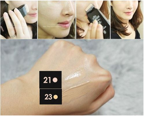 Kem nền Oseque High-end Touch Foundation 3
