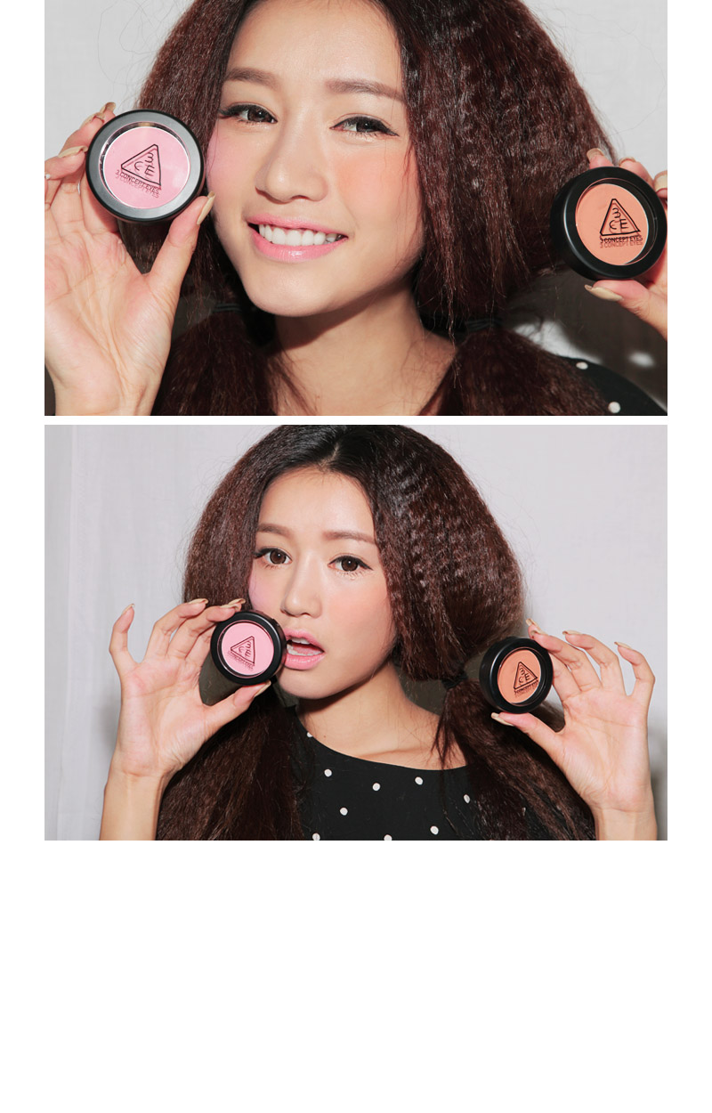 Má hồng Face Blush - 3 Concept Eyes 1
