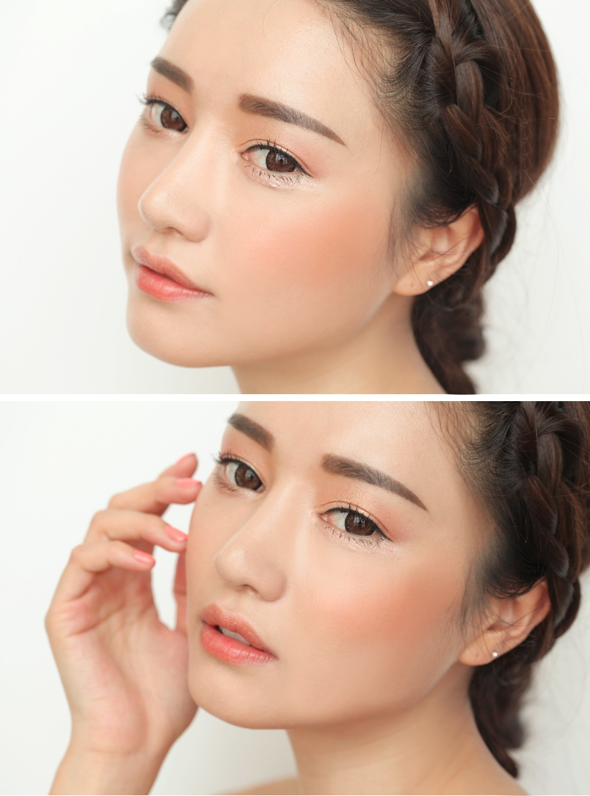 Má hồng Face Blush - 3 Concept Eyes 5