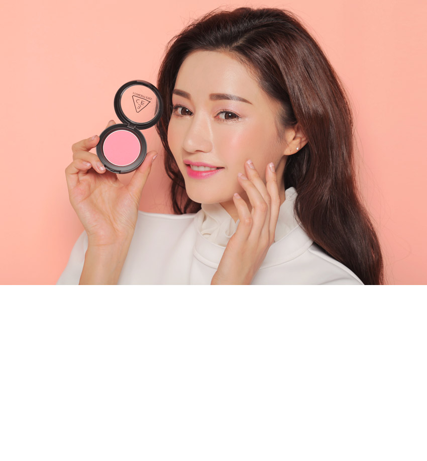 Má hồng Face Blush - 3 Concept Eyes 7