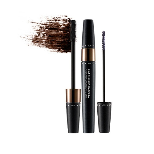 Mascara 2 in 1 Curling The Face Shop 0