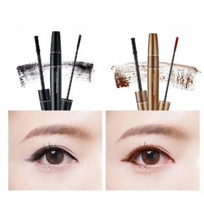 Mascara 2 in 1 Curling The Face Shop 3