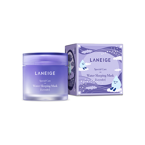 Mặt nạ ngủ Laneige Water Sleeping Mask Lavender 70ml 0