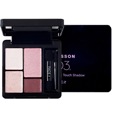Phấn mắt lesson 03 Artist Touch Shadow – The Face Shop 0