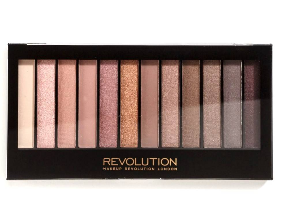 Phấn mắt Revolution Eyeshadow Palette Iconic 0