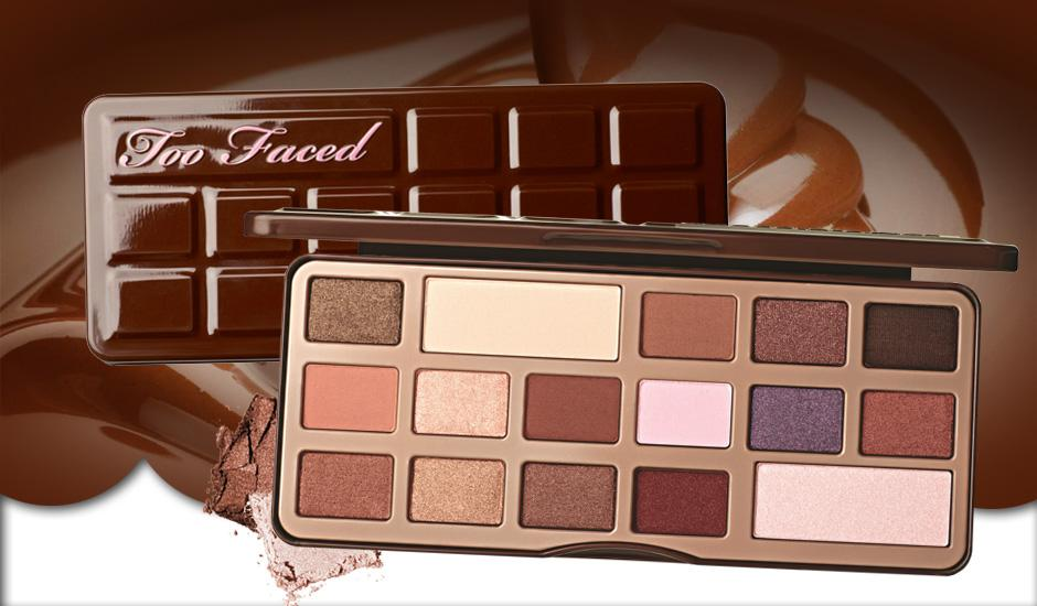 Phấn mắt Too faced Chocolate Bar Palette 0