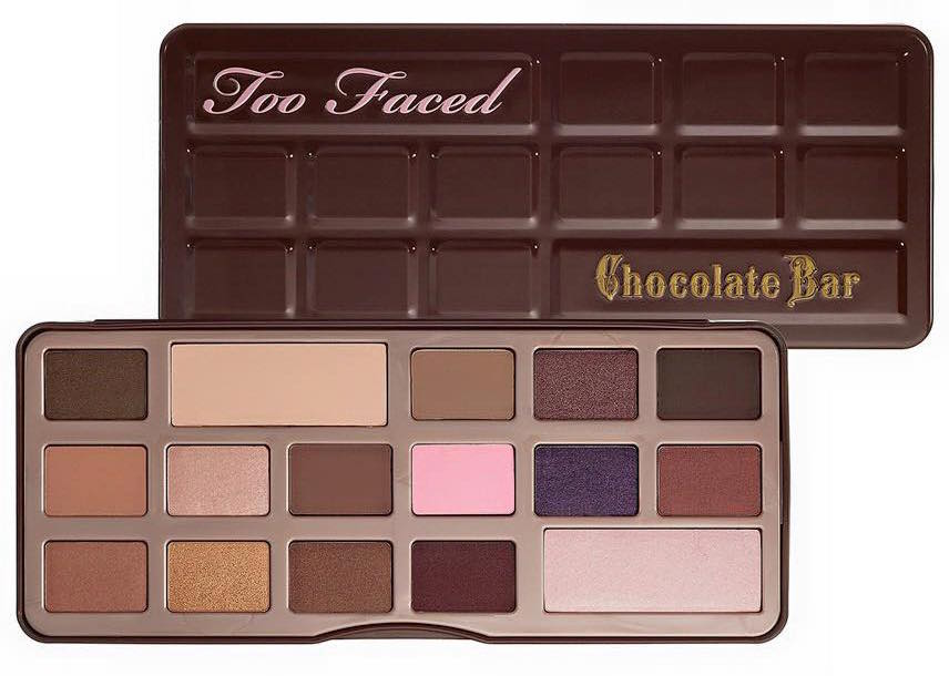 Phấn mắt Too faced Chocolate Bar Palette 2