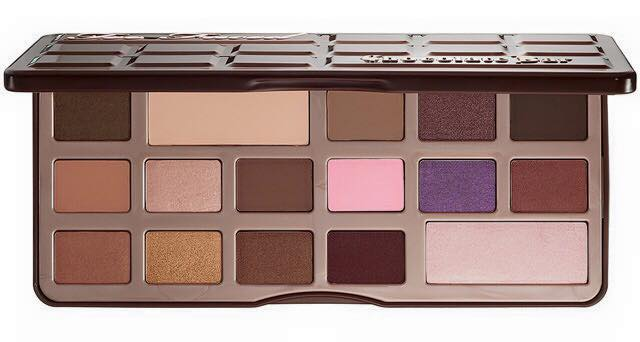 Phấn mắt Too faced Chocolate Bar Palette 3