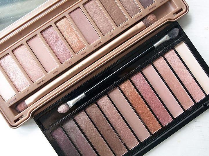 review chi tiet bang mat revolution eyeshadow palette iconic 1