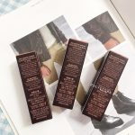 Son Glam Rock Hush Brown Velvet Matte Lipstick 2