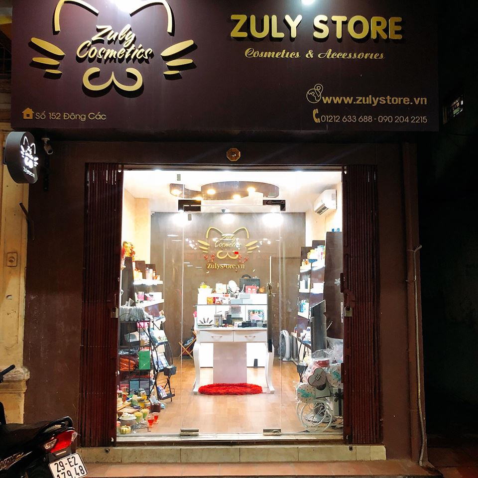 zuly store front