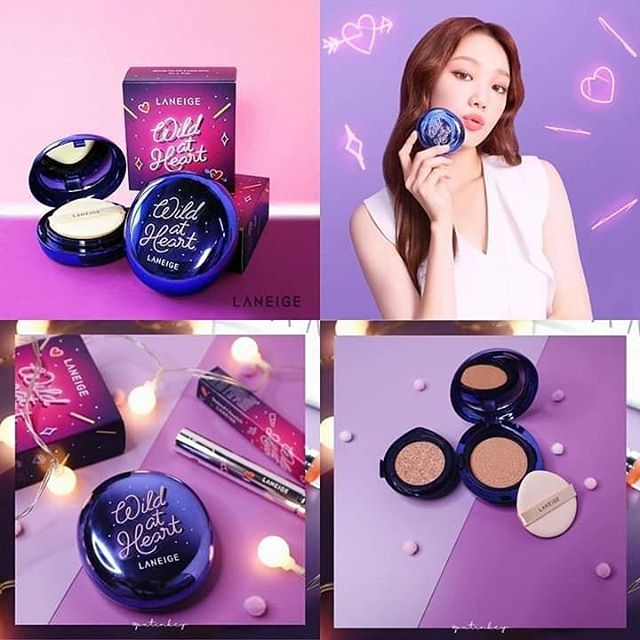 hinh anh cushion laneige wild at heart 3